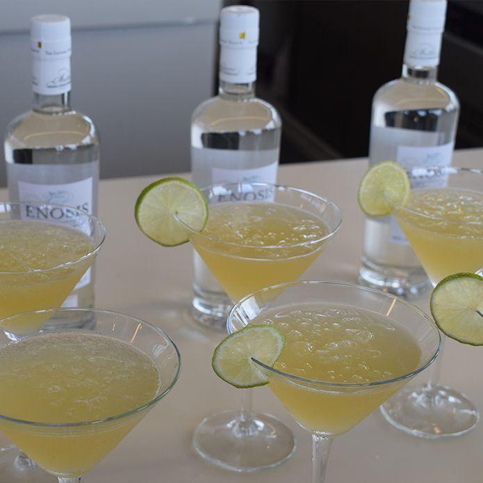 Choose your favourite Signature Mastiha Cocktail