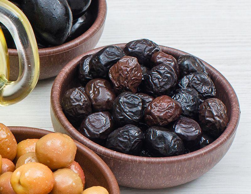 Επιτραπέζια ελιά θρούμπα Χίου