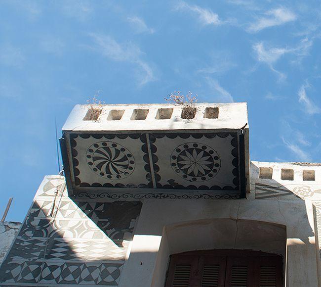 Το Πυργί  είναι το μοναδικό ζωγραφιστό χωριό στην Ελλάδα